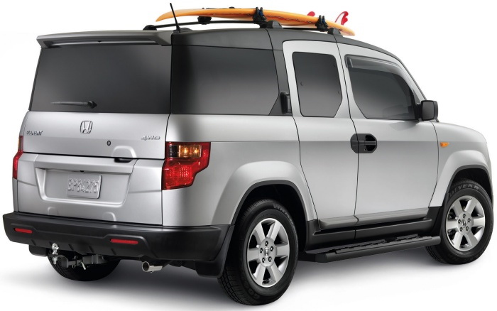 Honda element цвета